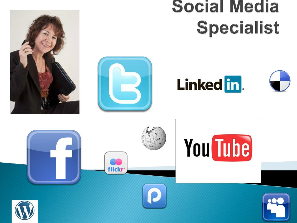 Ppt Social Media Specialist Powerpoint Presentation Free Download Id 5859137