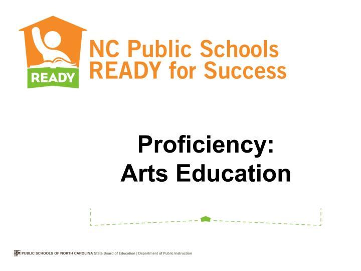 Proficiency: