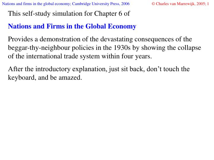 This self-study simulation for Chapter 6 of
