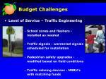 budget challenges11
