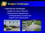 budget challenges13