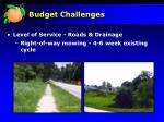budget challenges7