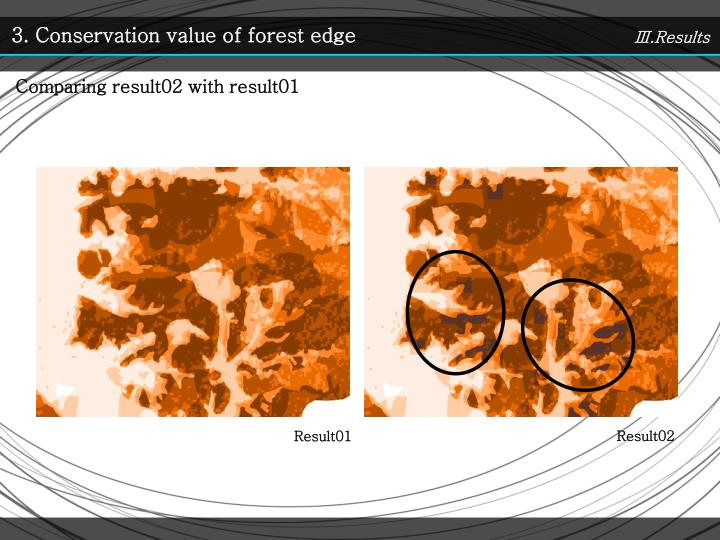 3. Conservation value of forest edge