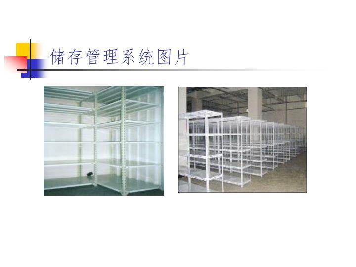 储存管理系统图片