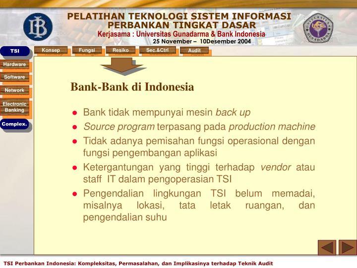 Bank-Bank di Indonesia