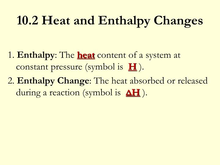 Ppt Heat In Chemical Reactions Powerpoint Presentation Id5860502