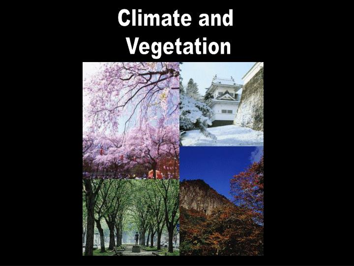 Climate and