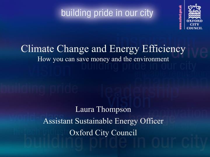 essay on changing climate