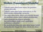 modern tan mlay c modeller