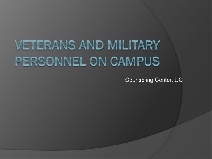 counseling center uc n.