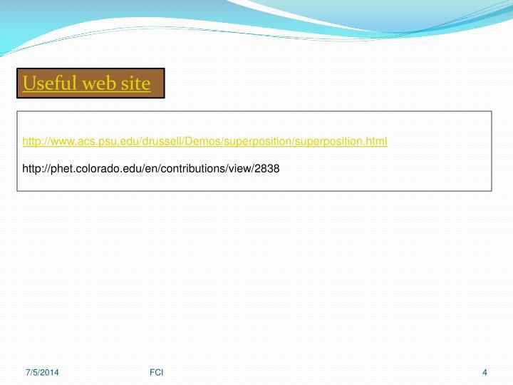 Useful web site
