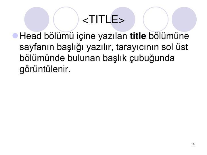 <TITLE>