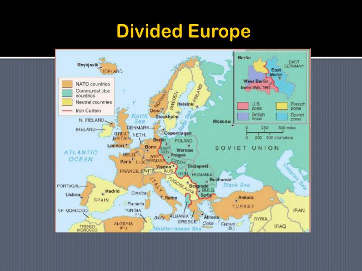 Divided Europe