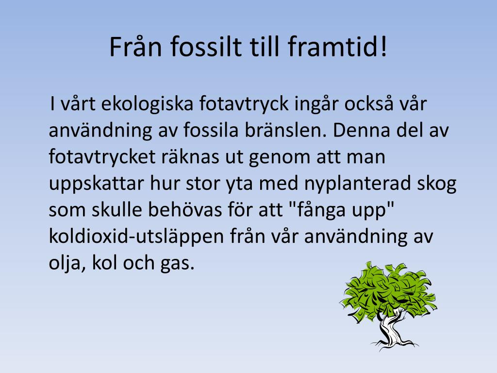 fossila dating PowerPoint