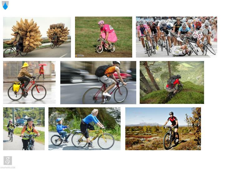 Sykkelplan sykkylven