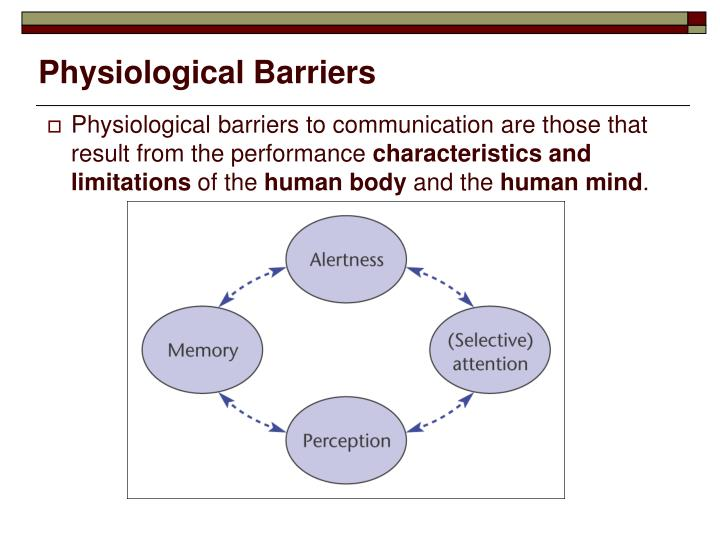 Physiological Barriers
