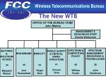 the new wtb
