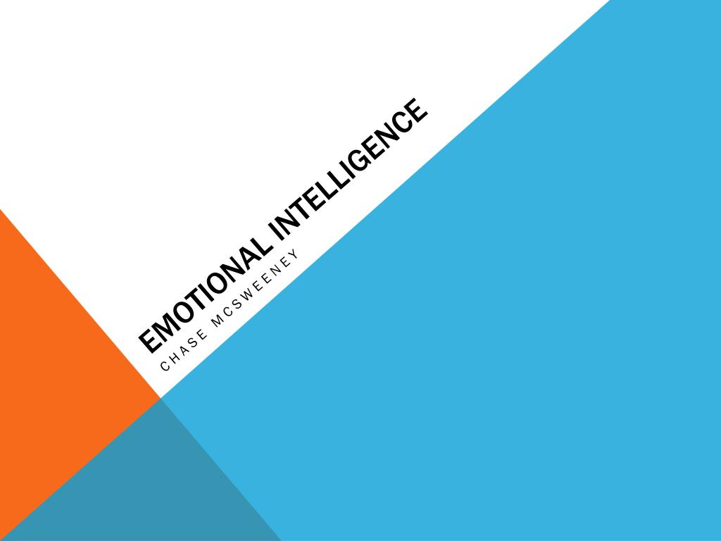 PPT - Emotional Intelligence PowerPoint Presentation - ID:5865265
