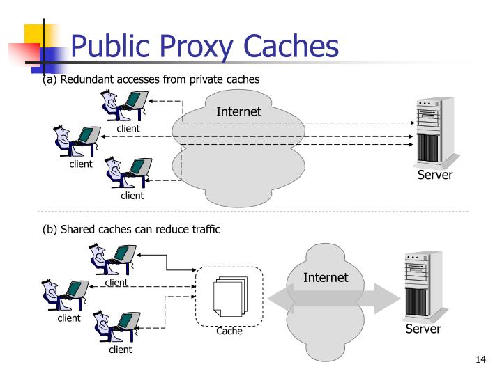 Public Proxy Caches