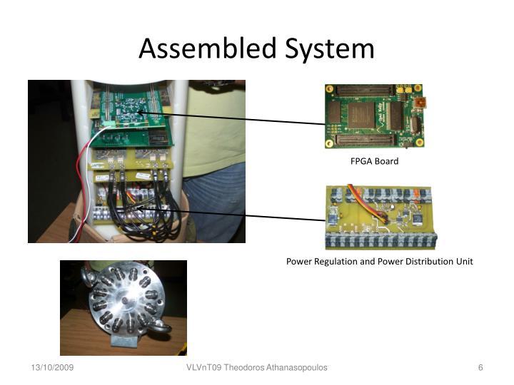 Assembled System