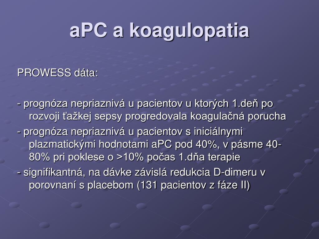 Koagulopatia