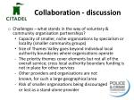 collaboration discussion1