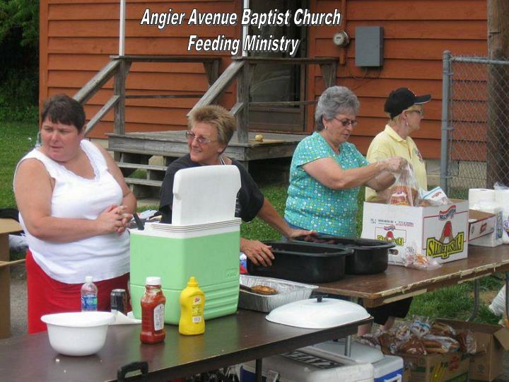 Angier Avenue Baptist Church