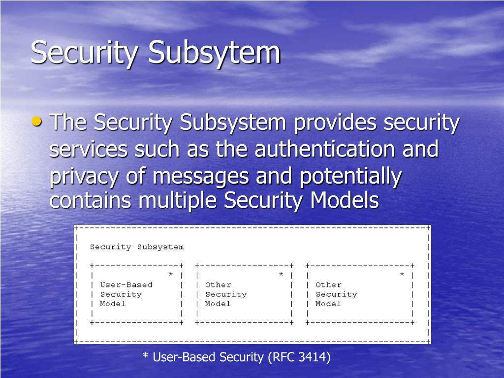 PPT - SNMP V2 & V3 PowerPoint Presentation - ID:5868584