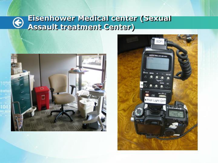 Eisenhower Medical center (Sexual Assault treatment Center)