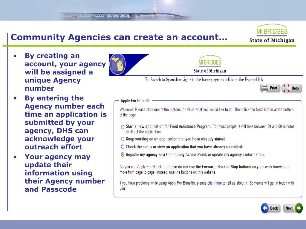 PPT - MI BRIDGES Overview PowerPoint Presentation - ID:5870047