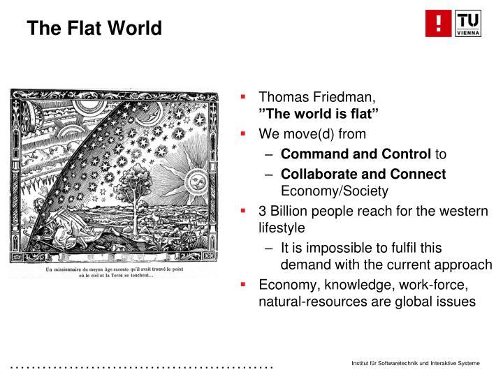 The Flat World
