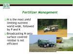 fertilizer management1