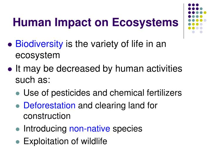 biology notes ecology and eco systems Ecology: the study of ecosystems ecology (from the greek oikos meaning house or dwelling, and logos meaning discourse) is the study of the interactions of organisms with each other and their environment.