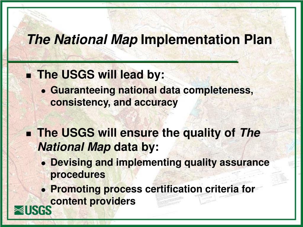 PPT - ASPRS Panel on USGS Progress on Remote Sensing