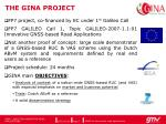 the gina project