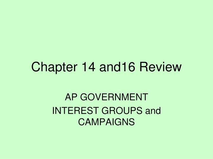 ap government review for campaign Vocabulary every important vocabulary word from government by the people, broken down chapter-by-chapter for quick review these vocabulary flashcards cover nearly all ap us government concepts you will see on the ap exam important documents read the full texts of primary-source historical documents these important us government.