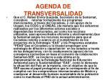 agenda de transversalidad4