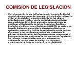 comision de legislacion1