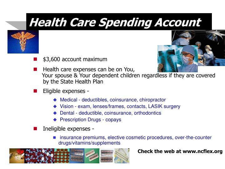 Health Care Spending Account