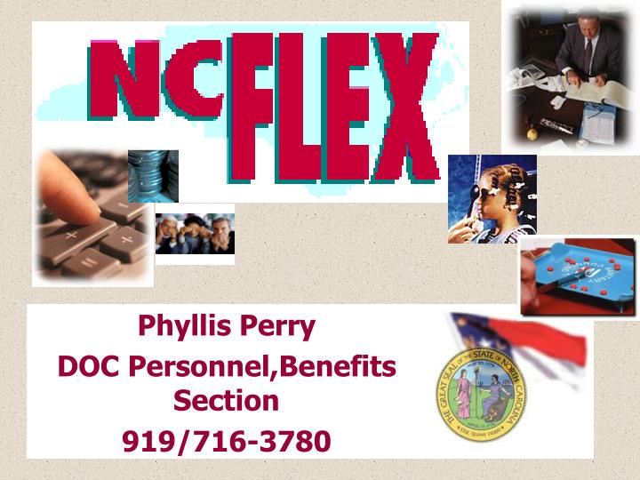 Phyllis perry doc personnel benefits section 919 716 3780