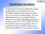 checkmate inventory2