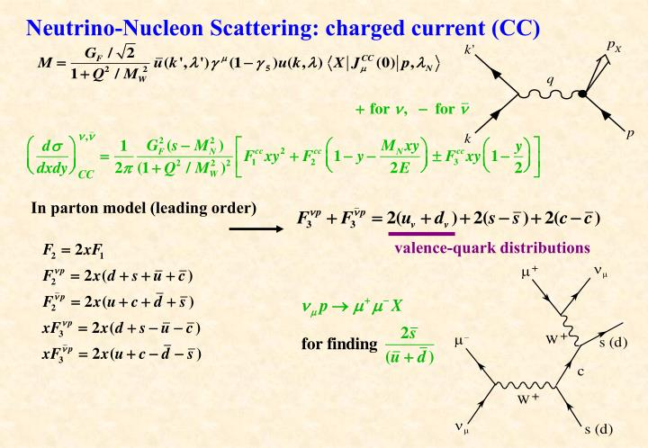 valence-quark distributions