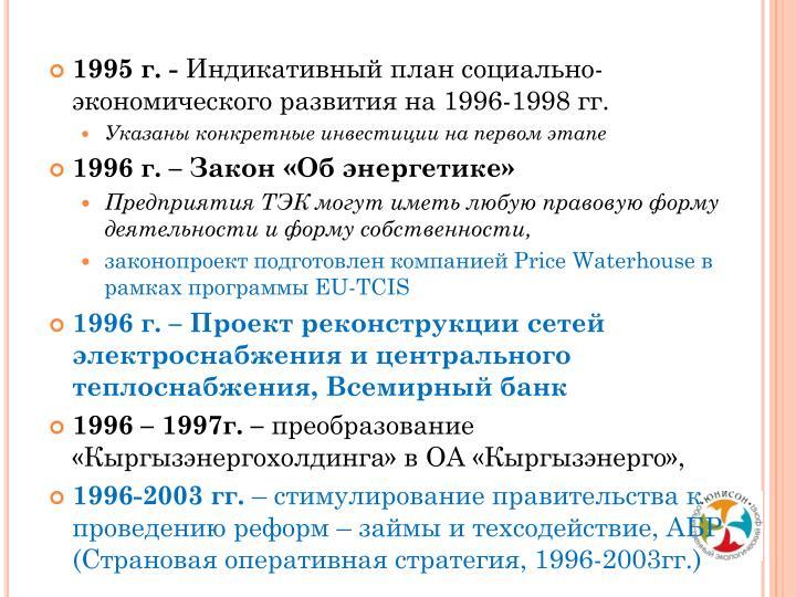 1995 г. -
