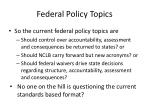 federal policy topics3
