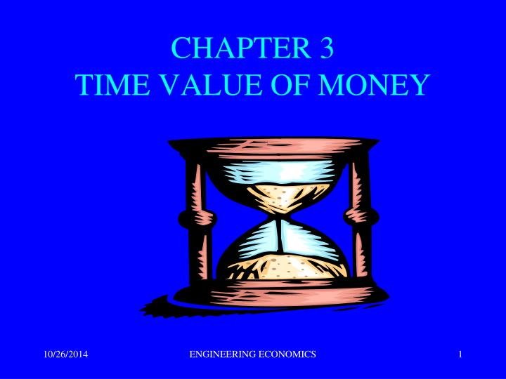 chapter 3 time value of money n.