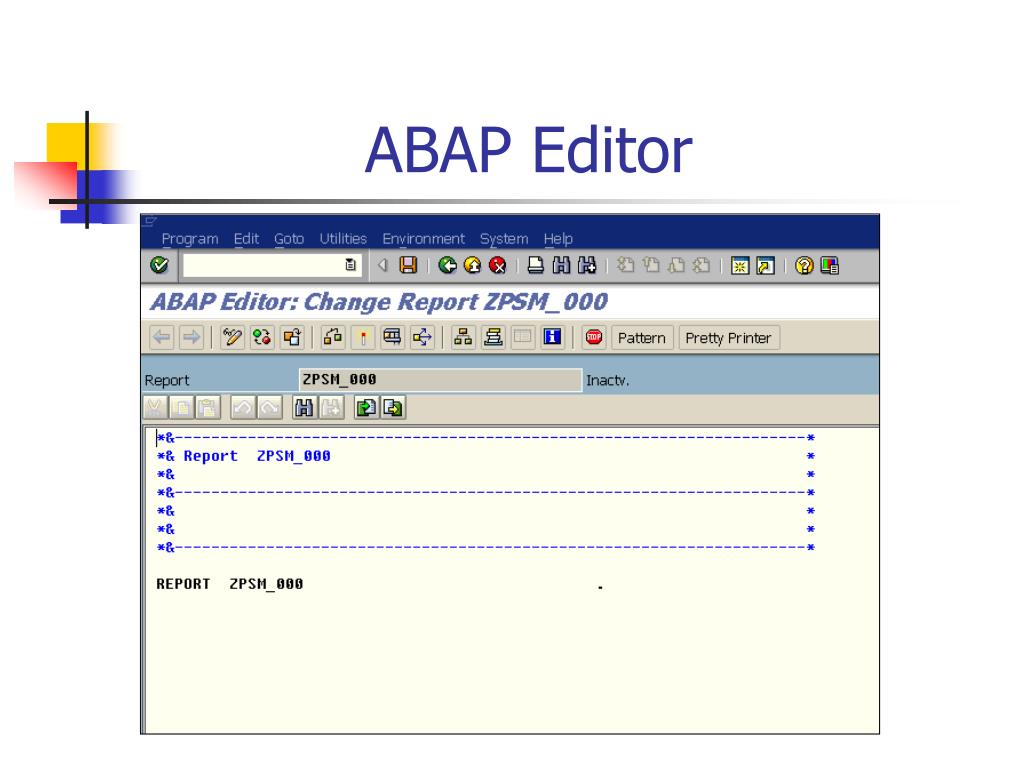 Abap editor download