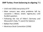 smp turkey from balancing to aligning 1