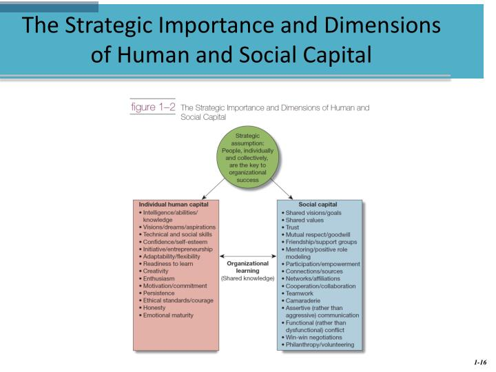 explain the importance of strategic human The main objective of having human resource planning is to have an accurate number of employ­ees required, with matching skill requirements to accomplish organisational goals 1 ensure adequate supply of manpower as and when required 2 ensure proper use of existing human resources in the.