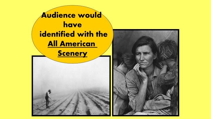 Audience would