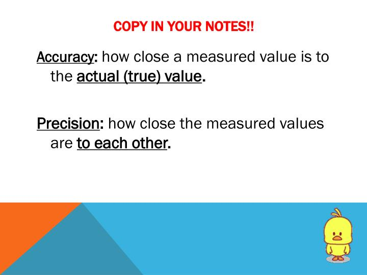 Copy in your notes!!